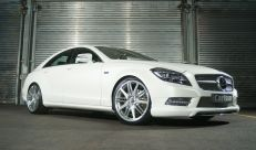 Nowy Mercedes CLS (C218) by Carlsson